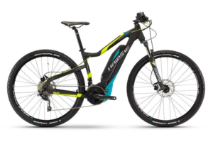 Elektryczny rower górski Haibike